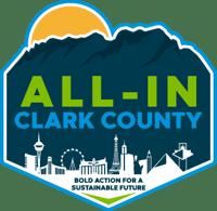 All-In Clark County Logo