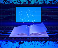 An-electronic-book-with-lights-beaming-out-of-it-155277133_3480x2864-1
