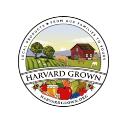 Harvard Grown Logo