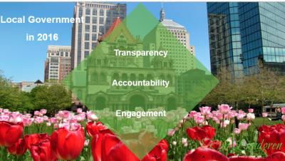Sustainability Dashboard Webinar