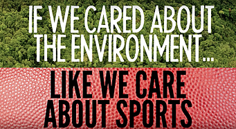 Environment and Sports Passion