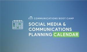KLA_Bootcamp_Graphics_Social_Media_Calendar