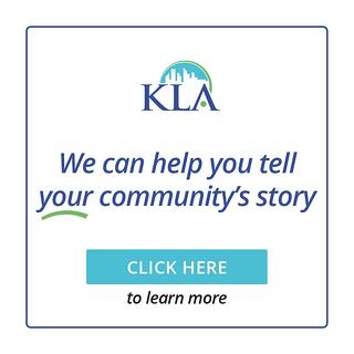 KLA Helps You Tell Your Community Sustainability Story