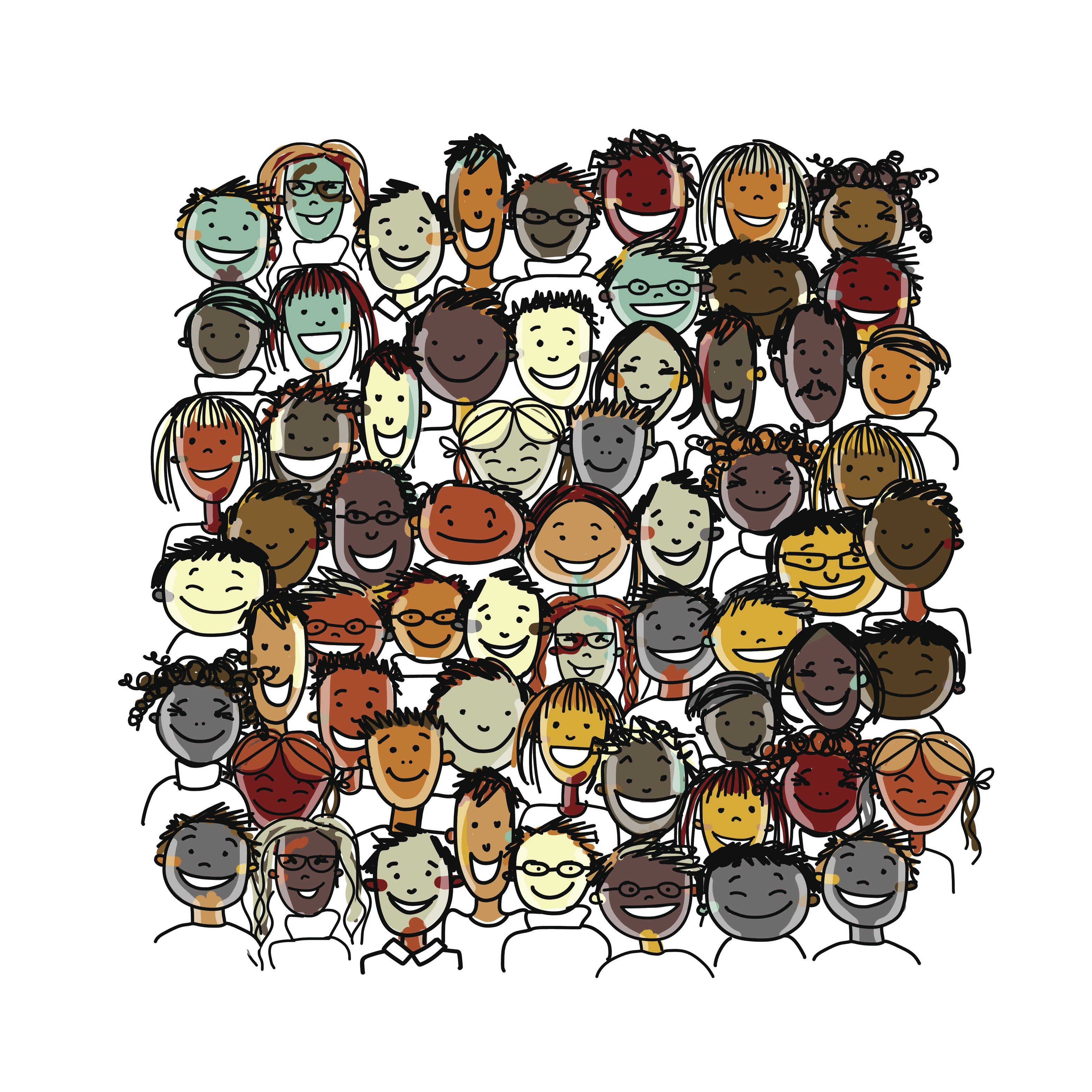People-crowd-international,-sketch-for-your-design-610652504_3159x3159