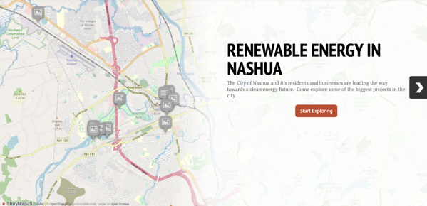 Nashua renewable energy StoryMao