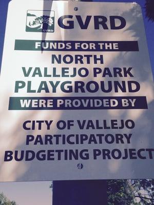 Vallejo PB Signage