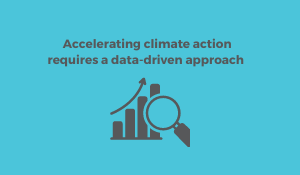 Is Data at the Center of Your Climate Action Plan? Here's Why It Should Be.