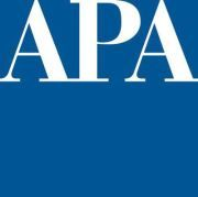 APA National Planning Conference